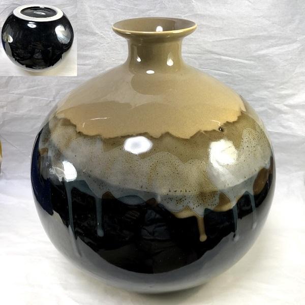 丸型花瓶W8000