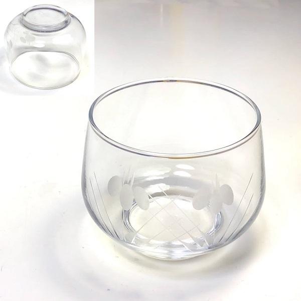 ガラス冷茶グラスW8023