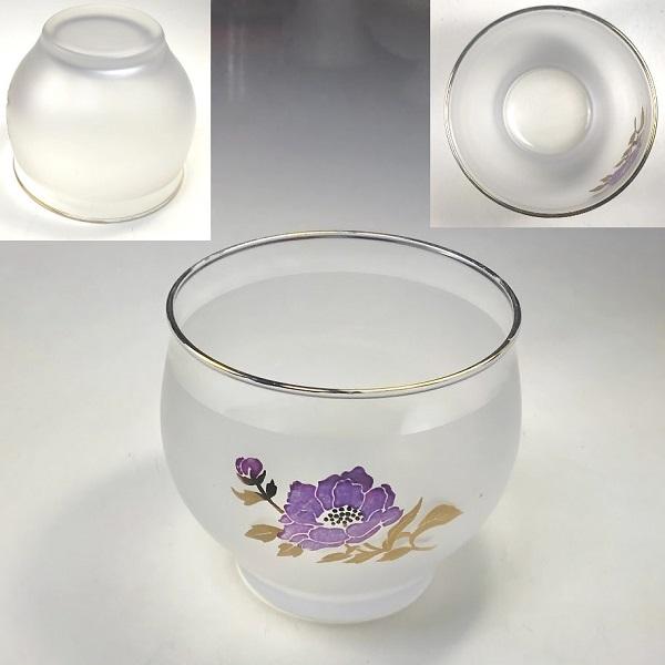 ガラス冷茶グラスW8044