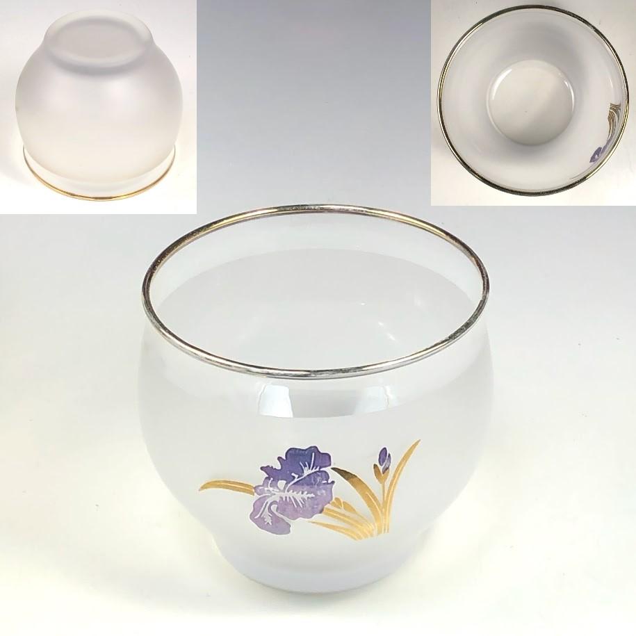 ガラス冷茶グラスW8050