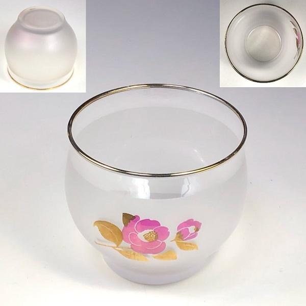 ガラス冷茶グラスW8066