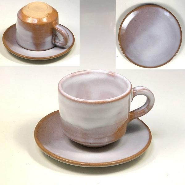 デミタス碗皿W8052